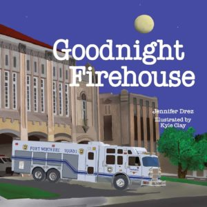 Goodnight Firehouse Book Cover
